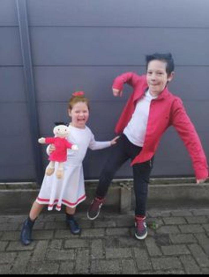 Het Suske en Wiske Kindermuseum kreeg tientallen inzendingen voor de lookalikewedstrijd.
