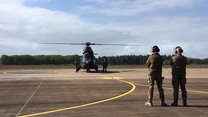 Defensie heeft een nota opgesteld over de geluidszones van vliegbasis Gilze-Rijen. Er is veel verzet tegen het stuk.