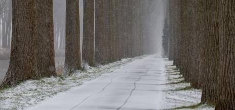 Encore un peu de neige aujourd'hui avant le retour d'un temps sec