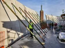 Depot Boijmans Van Beuningen krijgt inmiddels vorm