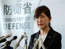 Japanse minister van Defensie dient ontslag in na schandalen