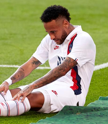 Champions Leagueschorsing Neymar terug naar twee duels