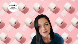 """Het coronavirus leerde columniste Femke twee dingen: """"Niemand sterft graag met een uitgroei en hamsters eten graag toiletpapier"""""""