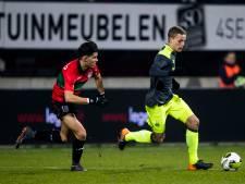 Drie wijzigingen in basis bij NEC voor topper tegen Fortuna