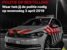 Inwoners van Maas en Waal kunnen politie 'bestellen'