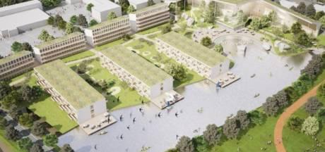 Ondernemers Blokhoeve lopen te hoop tegen nieuw bouwplan in Nieuwegein