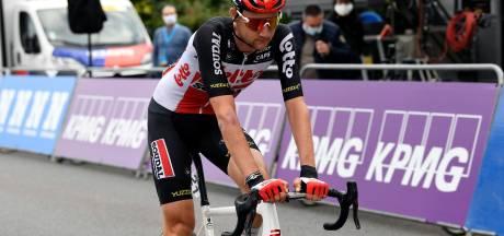Neuf Belges au départ de la Vuelta