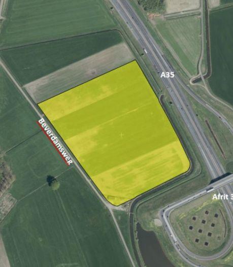 Wierdenaren kunnen meeprofiteren van zonnepark langs A35 bij hun dorp