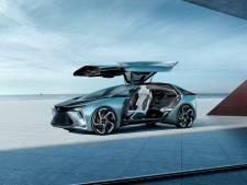 Autobouwer Lexus onthult spraakmakende 'elektrische auto van het jaar 2030'
