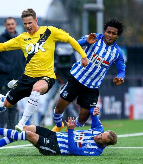 Voor het eerst sinds 2000 verliest FC Eindhoven thuis van NAC