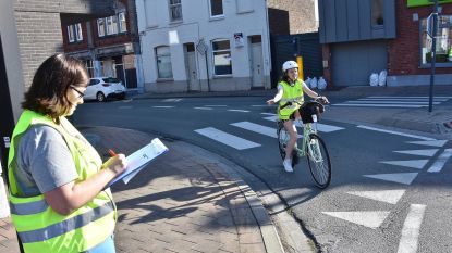 Vijfde- en zesdejaars leren veiliger fietsen