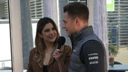 """Onze F1-watcher in Mexico ziet persvrouw McLaren aanvankelijk zuchten: """"Geen belangstelling voor Stoffel"""""""