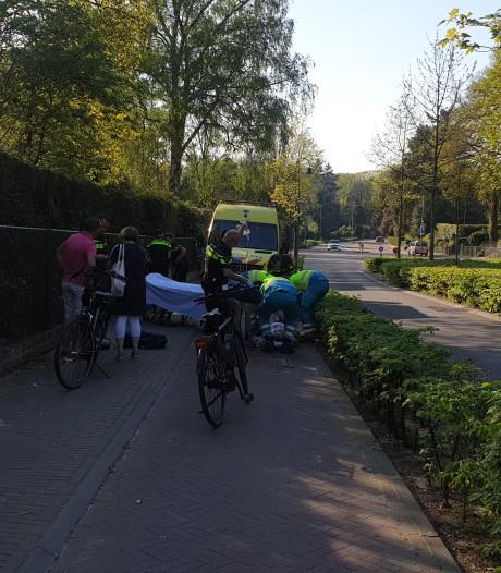 Scooterrijder gewond na valpartij op fietspad in Berg en Dal
