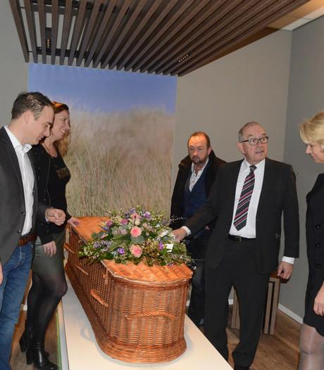 Afscheidshuis De Omarming in Zierikzee geopend