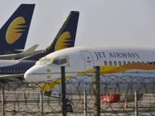 Alle toestellen Jet Airways aan de ketting