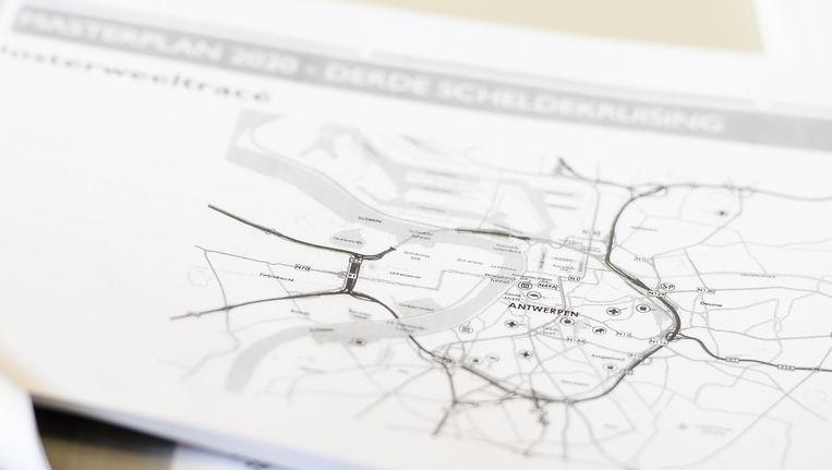 De plannen van het BAM-tracé