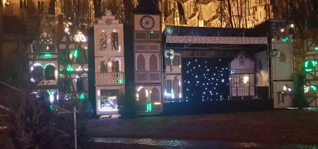 Winterparadijs in Den Bosch: Joris' kerstboom, mini-dorp en Spaanse dag