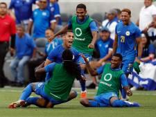 Wereldgoal in extremis helpt Curaçao aan kwartfinales Gold Cup