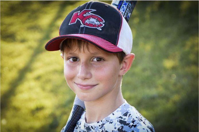De tienjarige Caleb Schwab werd onthoofd tijdens zijn afdaling van de ruim 50 meter hoge Verrückt-glijbaan.