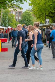 Puzzel opgelost: grotere terrassen én markt toch samen op de Brink in Deventer