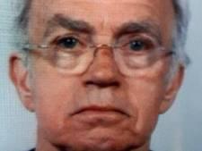 Demente Dussenaar Johannes Antes (76) is al meer dan een week vermist