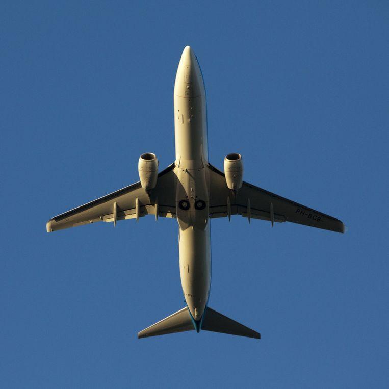 Een Boeing 737. Foto ANP Beeld