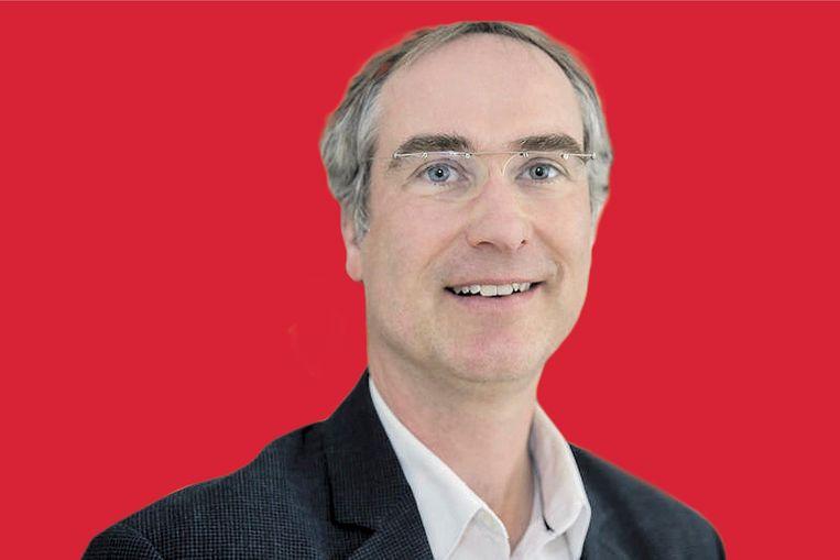 Egbert de Vries is directeur van de Amsterdamse Federatie van Woningcorporaties Beeld .