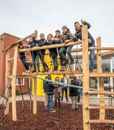 Zeeland krijgt er tien groene schoolpleinen bij