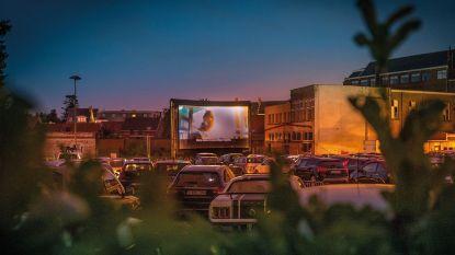 Parking collegesite wordt opnieuw drive-in cinema