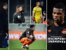 Van Bommel raakt in crisis PSV door munitie heen