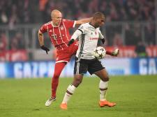 Bayern München walst over tiental Besiktas heen en is bijna kwartfinalist
