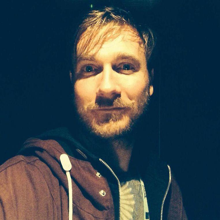 Tom Ketelaar, bedenker van het nieuwe festival dat zich helemaal richt op rootsmuziek Beeld .