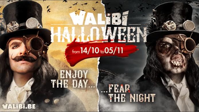Walibi Belgique Halloween.Walibi Prepare Le Plus Grand Evenement Halloween De