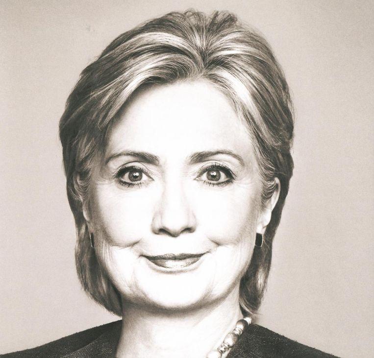 Boekomslag Hillary Rodham Clinton, Hard Choices. Beeld