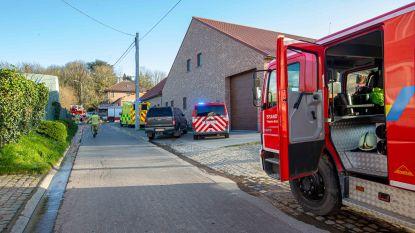 Brandweer kan brand in silo met dierenvoeding snel in de kiem smoren