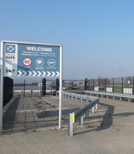 Te weinig truckparkings? In Waalwijk is plek zat