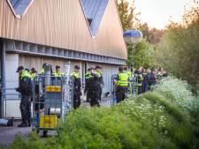 Activisten Boxtel doen aangifte van vernieling auto's, 'Nog zeker zestig demonstranten in de cel'