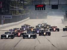 Ook streep door Grand Prix in Bakoe