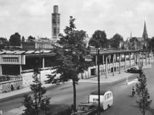 Station Enschede krijgt zijn 'stoere' gezicht uit 1950 terug