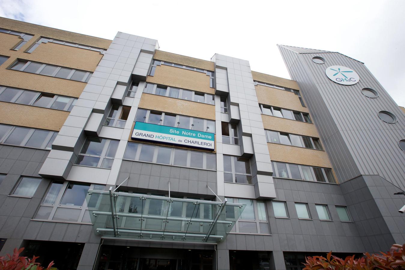 Grand Hôpital de Charleroi Notre Dame
