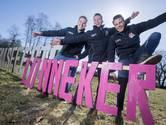 3 Twentse lefgozers starten Paasfeest Lonneker: 'Moet kunnen toch?'