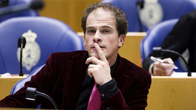 PvdA-er Diederik Samsom wil particulieren verbieden een huis met F-label te verkopen; eerst isoleren, dan pas verkopen. Beeld