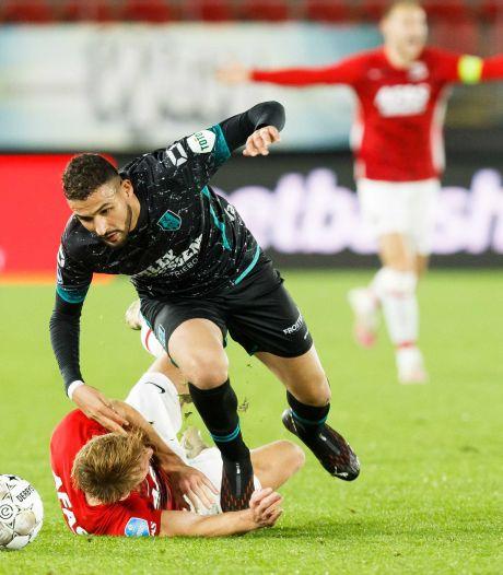 Ahmed Touba haalt einde van dramatisch verlopen duel voor Jong België niet