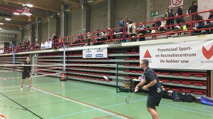 Meer dan 26 uur badmintonnen voor overleden vriend