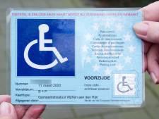 Parkeer-app voor gehandicapte bestuurders is allesbehalve een succes