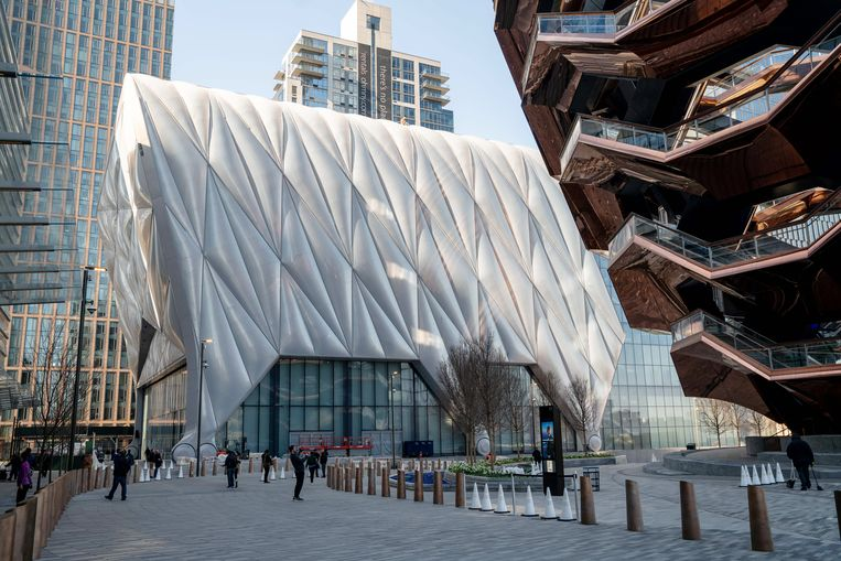 The Shed  Beeld Bloomberg via Getty Images