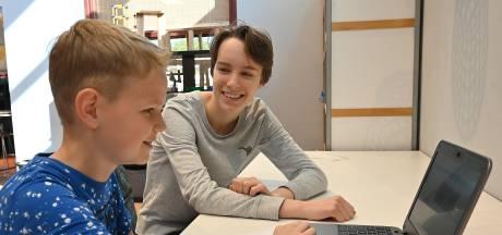 Hulp van een jonge mentor: 'We leren er allebei van'