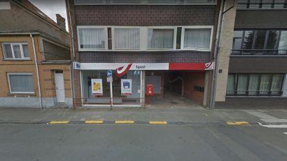 Nieuwe plofkraak in Bpost-kantoor in Stekene