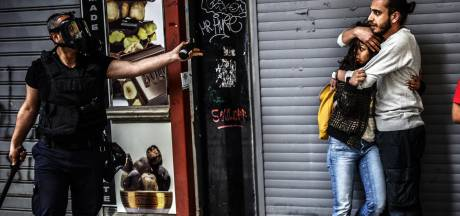 Taksimplein en Gezipark Istanbul weer open