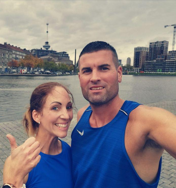Laura en Thomas Wulffraat uit Terneuzen verzamelen tweede plaatsen in het herfstcircuit van Run Your Own Race.